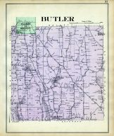 Butler, Wolcott Village, Wayne County 1904